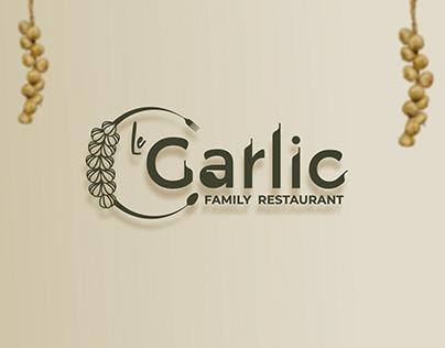 LE GARLIC FAMILY RESTAURANT - Brand Development
