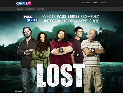 Canalsat - LOST