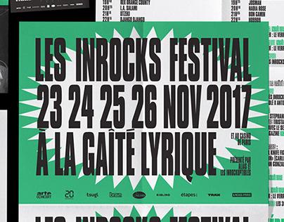 Les Inrocks Festival 2017
