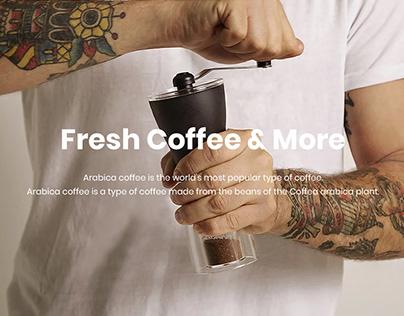 Coffee Roaster.