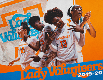 Tennessee Lady Vols Women's Basketball 2019-20 Season