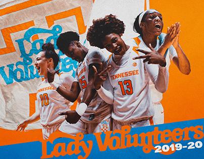 Tennessee Lady Vols Women's Basketball 2019-20 Season