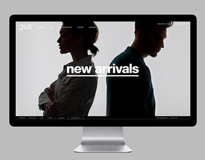 Gsus Website S/S15
