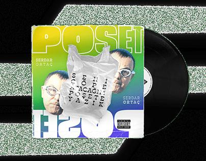 Serdar Ortaç Vinyl Record Cover Redesign Vol.5