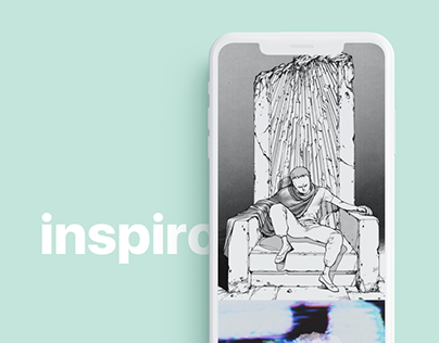 Inspiro app concept