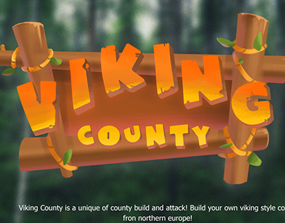 Viking County-Mobile Game