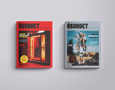 ÖSUNDET - A Fictional Magazine