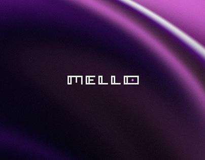 Mello - Branding // Identity