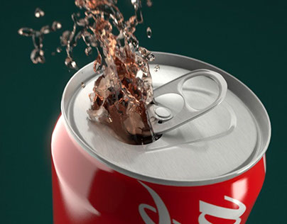 Cola can test