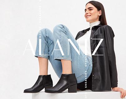 Calzado modelo Alaniz · Paris Chile