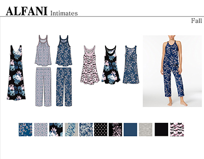 Alfani Intimates, Fall