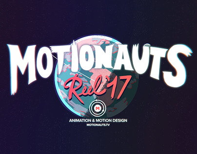 Motionauts - REEL 2017