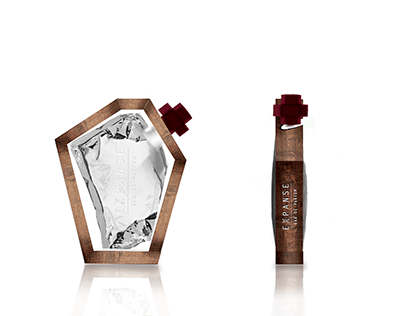 Expanse Eau de Parfum Concept