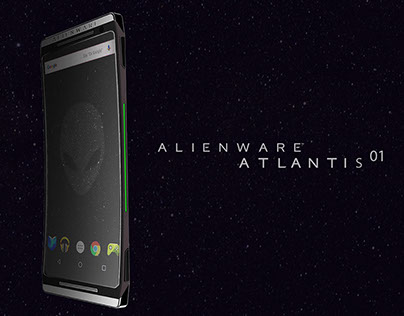 ALIENWARE ATLANTIS - Gaming Smartphone