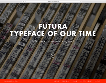 FUTURA – Typeface of Our Time