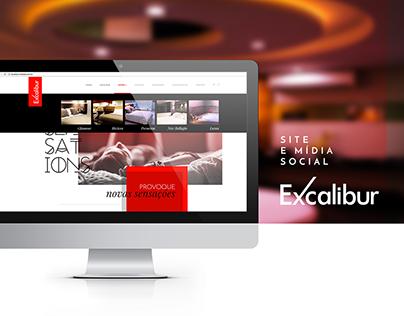 Excalibur Motel Brand/UI