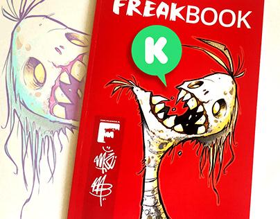 FREAKBOOK Kickstarter
