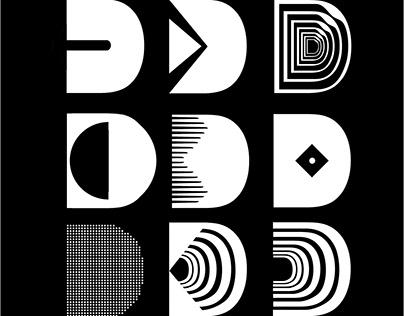 D Konsept Logo Tasarımları