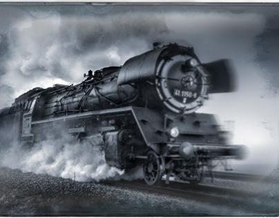Railroad Wet-Plate