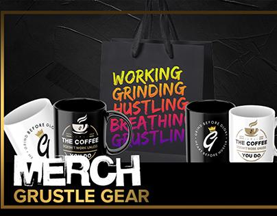 Grustle Gear - Merchandise