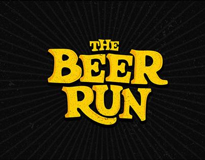 The Beer Run 2018 | Event Branding