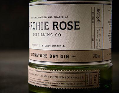 Archie Rose - Core Range