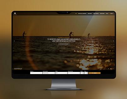 Web de AVANOA RENTALS PREMIUM para net2rent