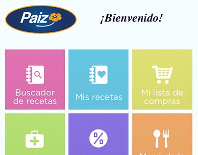 Propuesta de App Paiz