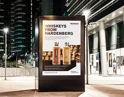 Beverbach Whiskey promotional materials