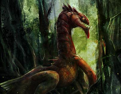 Swamp Dragon