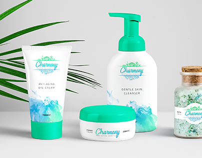 Product Design & Identity for Charmony