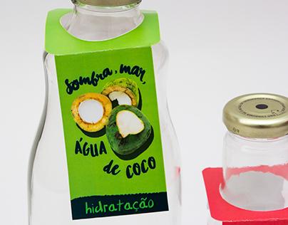 Embalagem // Redesign / Sucos Hortifruti