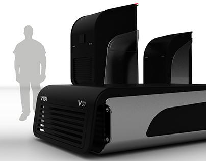 V Line - Inspection Machines