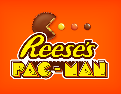 Reeses Pacman - Playable Ad