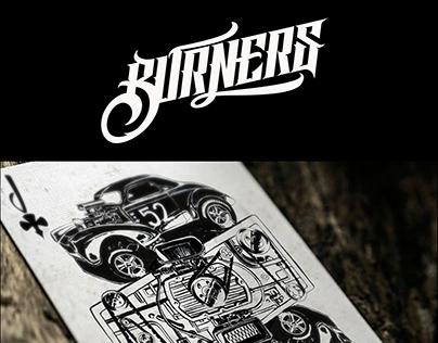 Burners Card Deck Artwork