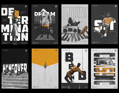 Poster Designs - Vol. 3
