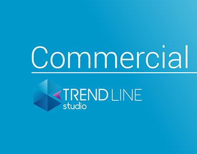 Commercial for TrendLine studio