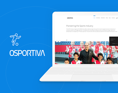 OSPORTIVA - Branding and Web Design