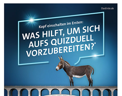 Das Erste, Quizduell - Campaign
