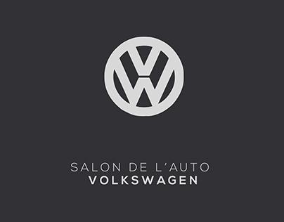 SALON DE L'AUTO // VOLKSWAGEN
