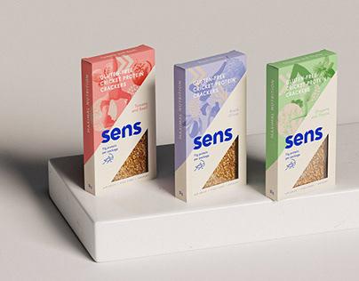 sens - cricket protein brand