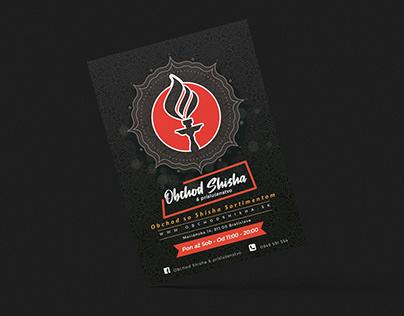 Branding Identity   Shisha Obchod