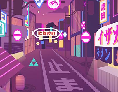 Shibuya Nightlife (2019)