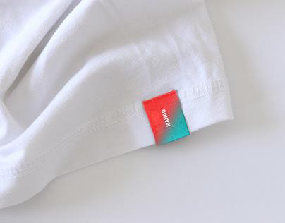 Brand identity - MANGO