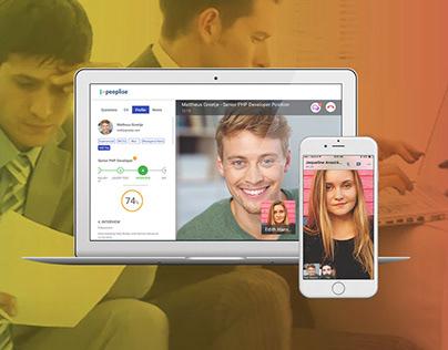 Peoplise | Superior Talent Experience (Web App)
