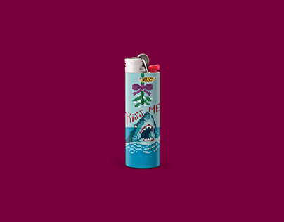 Bic Ugly Holiday Sweater Lighters