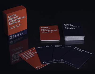Cards Against Conventional Thinking (2018)