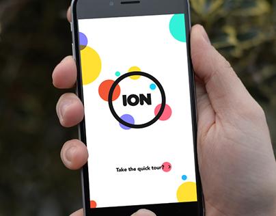 ION - News App Concept