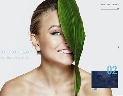 Bleute - Wordpress theme Beauty | Spa | Hair Salon