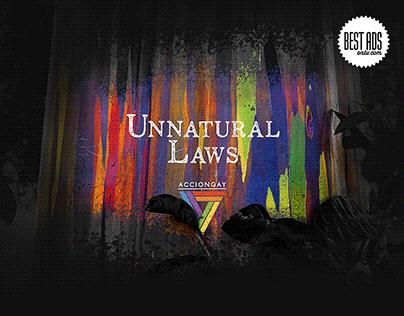 Unnatural Laws · AccionGay